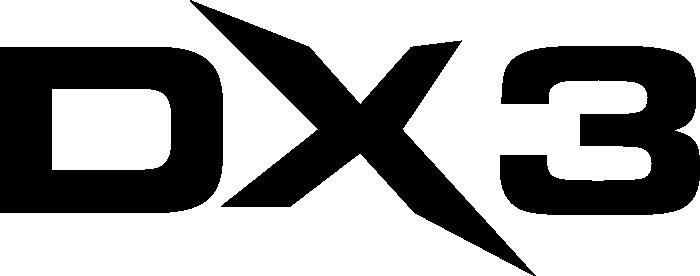 CENS ProFlex DX3 Logo Black