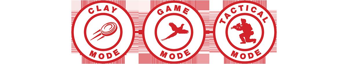 DX3 Modes